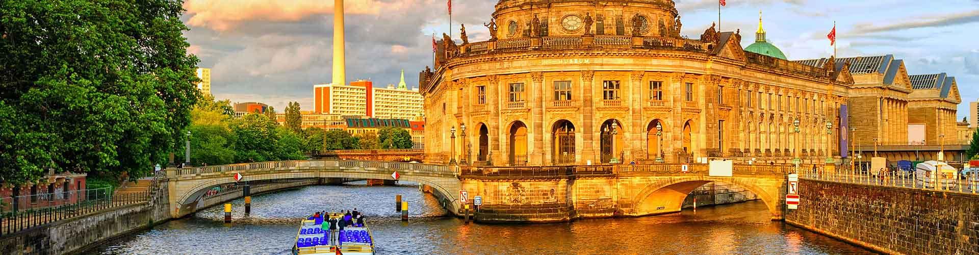 Berlim – Hostels em Berlim. Mapas para Berlim, Fotos e Avaliações para cada Hostels em Berlim.