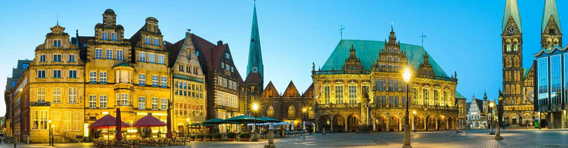 Bremen – Albergues em Bremen. Mapas para Bremen, Fotos e Avaliações para cada Albergue em Bremen.