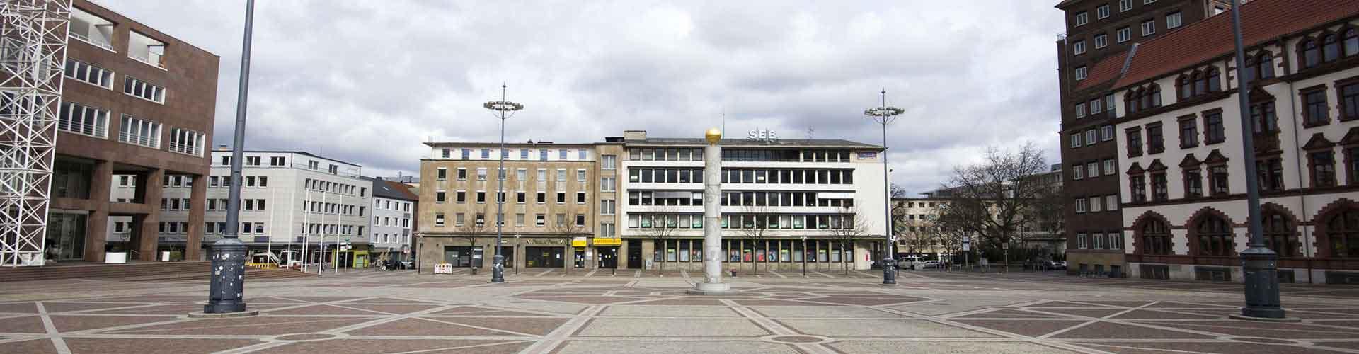 Dortmund - Albergues em Dortmund. Mapas para Dortmund, Fotos e Avaliações para cada Albergue em Dortmund.