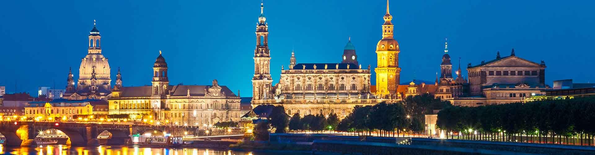 Dresda - Albergues em Dresda. Mapas para Dresda, Fotos e Avaliações para cada Albergue em Dresda.