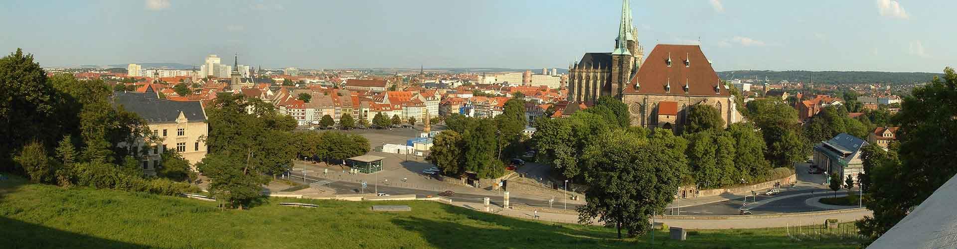 Erfurt – Hotéis em Erfurt. Mapas para Erfurt, Fotos e Avaliações para cada Hotel Erfurt.