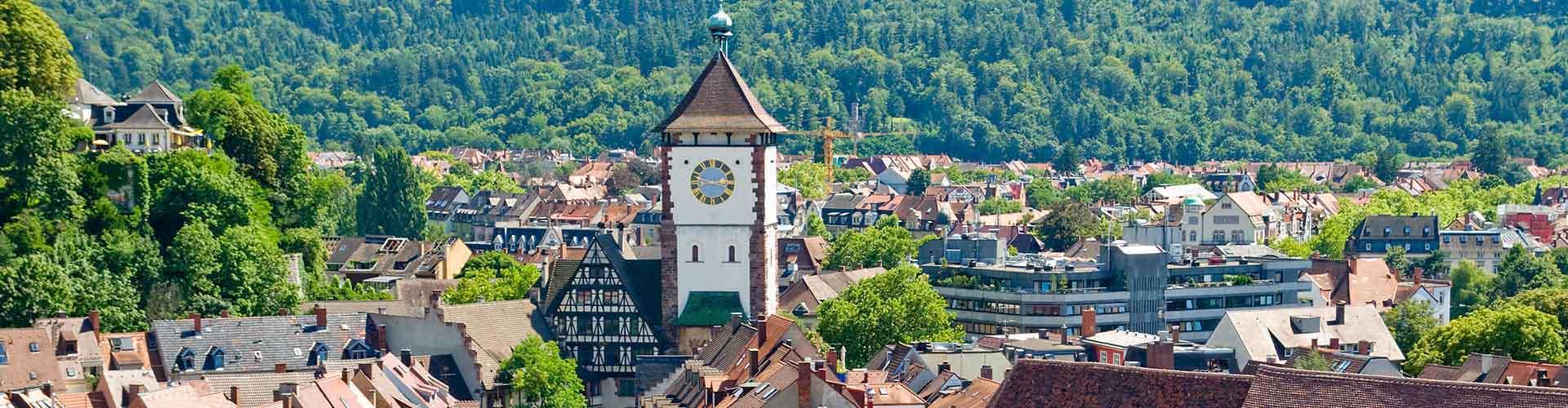 Freiburg – Camping em Freiburg. Mapas para Freiburg, Fotos e Avaliações para cada camping em Freiburg.