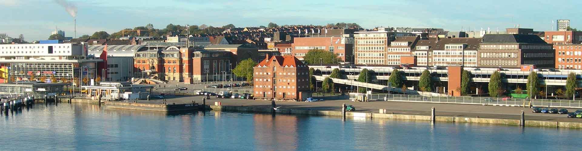 Kiel – Hotéis em Kiel. Mapas para Kiel, Fotos e Avaliações para cada Hotel Kiel.