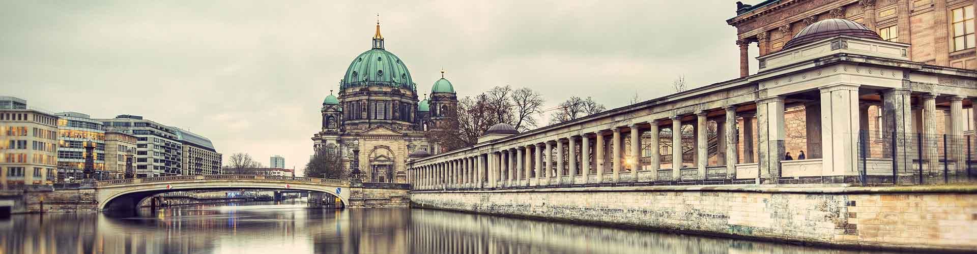 Berlim – Hostels próximos a Berliner Dom. Mapas para Berlim, Fotos e Avaliações para cada Hostel em Berlim.