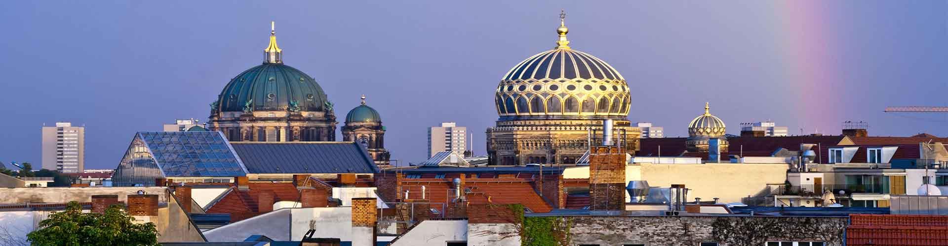 Berlim – Hostels próximos a Neue Synagoge. Mapas para Berlim, Fotos e Avaliações para cada Hostel em Berlim.