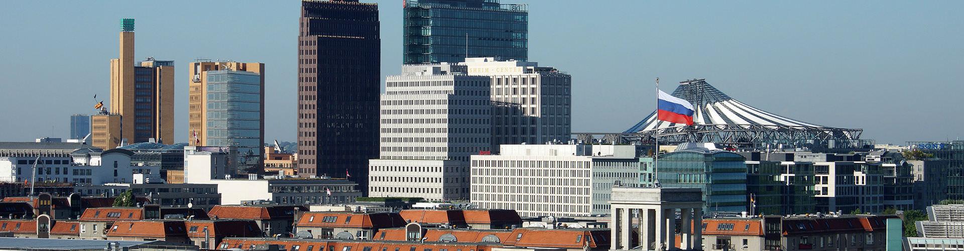 Berlim – Hostels próximos a Potsdamer Platz. Mapas para Berlim, Fotos e Avaliações para cada Hostel em Berlim.