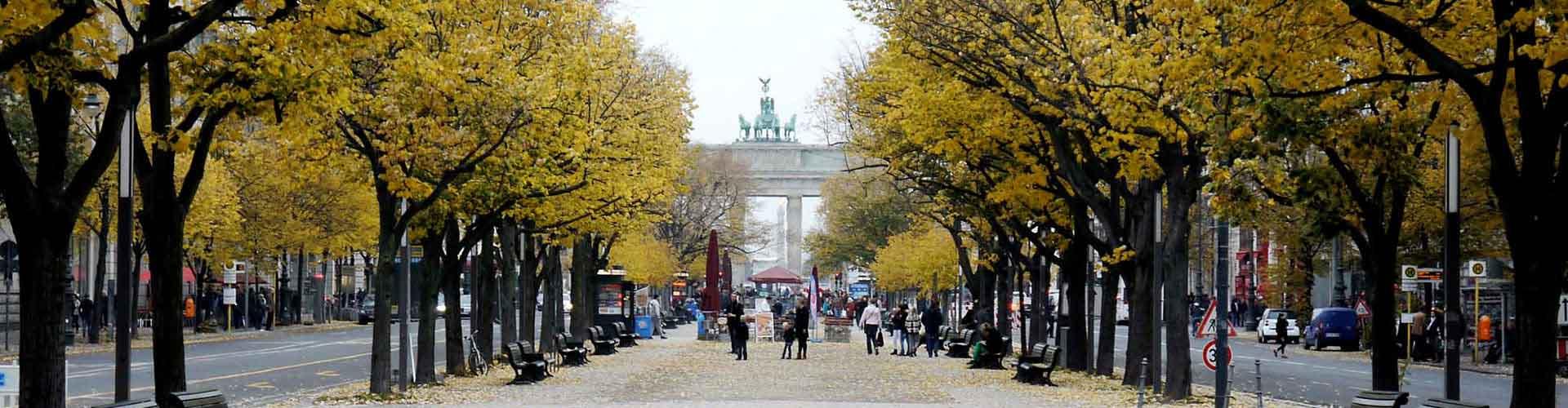 Berlim – Hostels próximos a Unter den Linden. Mapas para Berlim, Fotos e Avaliações para cada Hostel em Berlim.