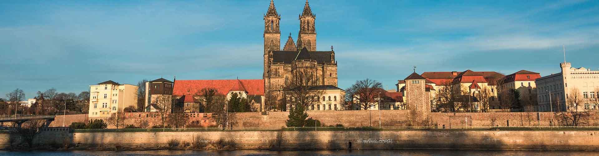 Magdeburg – Quartos em Magdeburg. Mapas para Magdeburg, Fotos e Avaliações para cada quarto em Magdeburg.