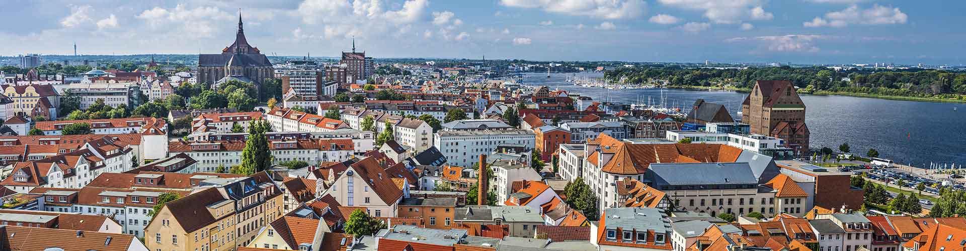 Rostock – Hotéis em Rostock. Mapas para Rostock, Fotos e Avaliações para cada Hotel Rostock.