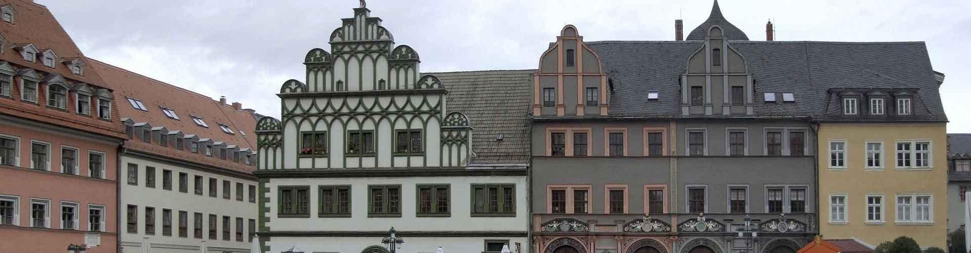 Weimar – Hotéis em Weimar. Mapas para Weimar, Fotos e Avaliações para cada Hotel Weimar.