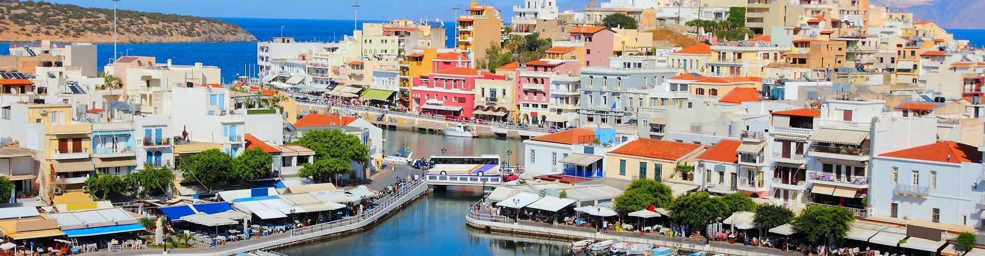 Ilha de Creta – Hostels em Ilha de Creta. Mapas para Ilha de Creta, Fotos e Avaliações para cada Hostels em Ilha de Creta.