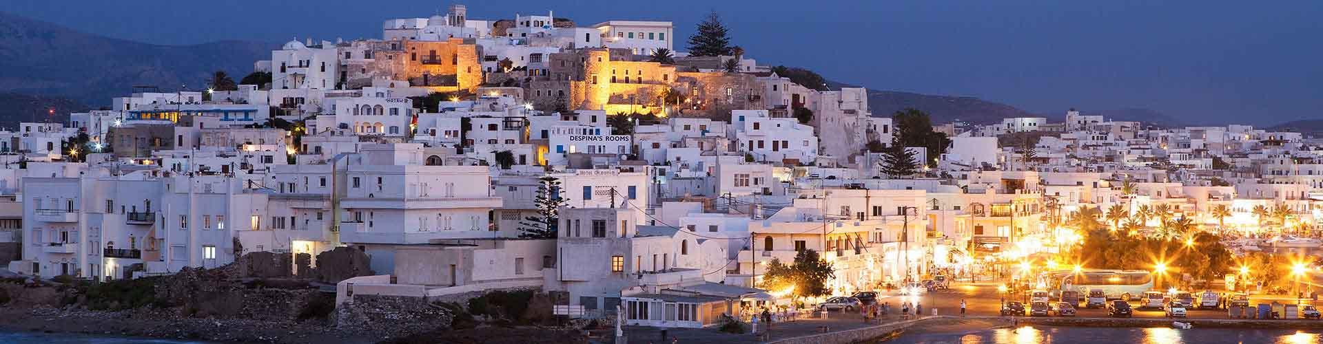 Naxos – Hostels em Naxos. Mapas para Naxos, Fotos e Avaliações para cada Hostels em Naxos.