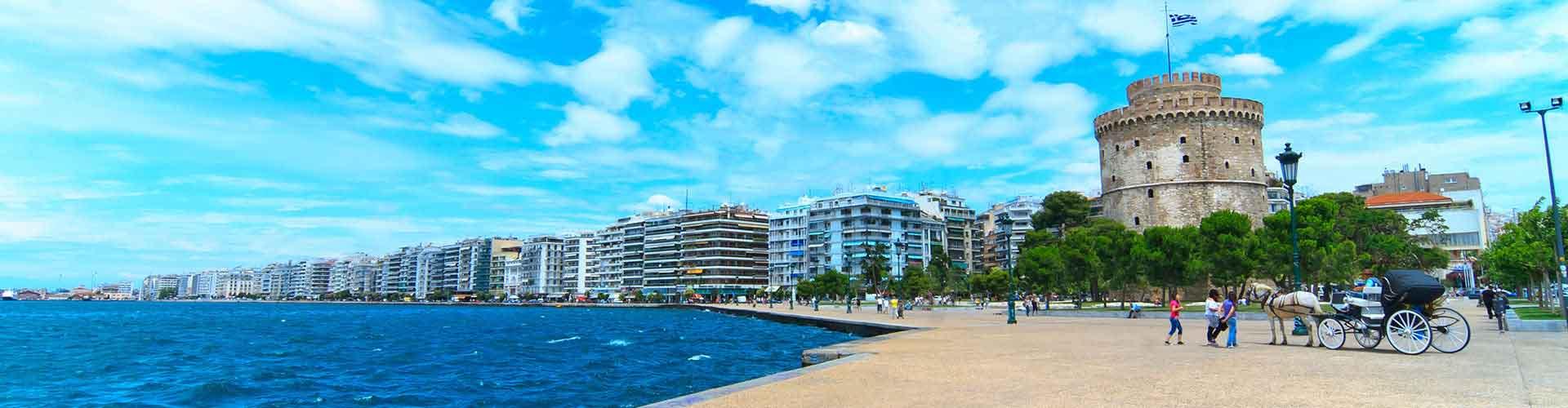 Thessaloniki – Hostels em Thessaloniki. Mapas para Thessaloniki, Fotos e Avaliações para cada Hostels em Thessaloniki.