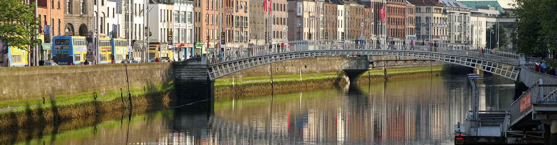 Dublin – Hostels no bairro de Centro da cidade . Mapas para Dublin, Fotos e Avaliações para cada Hostel em Dublin.