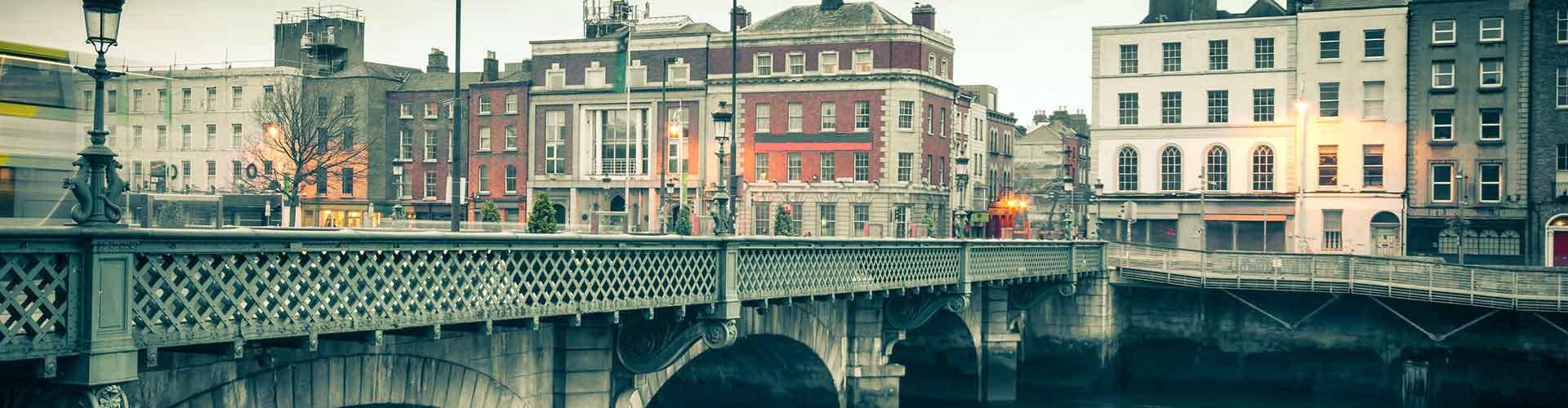 Dublin – Hostels em Dublin. Mapas para Dublin, Fotos e Avaliações para cada Hostels em Dublin.
