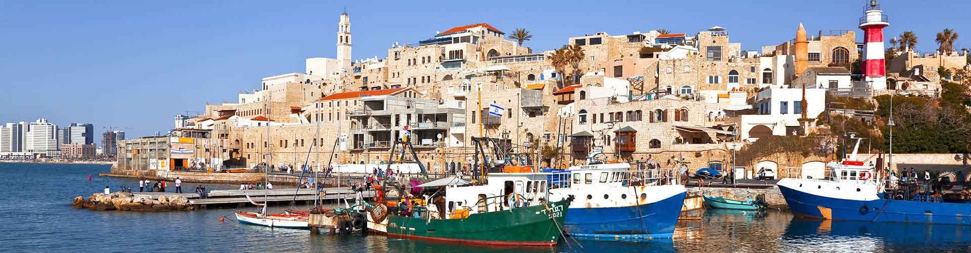 Tel Aviv – Hostels em Tel Aviv. Mapas para Tel Aviv, Fotos e Avaliações para cada Hostels em Tel Aviv.
