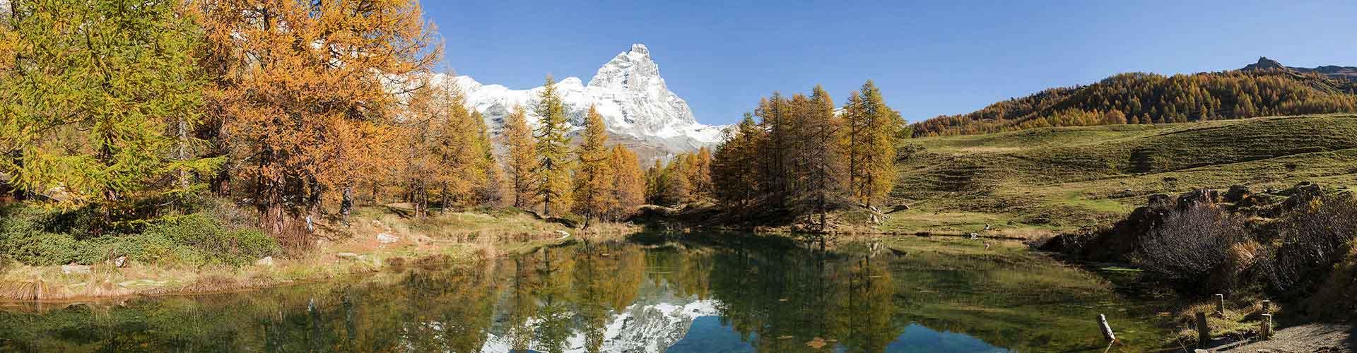 Aosta – Hostels em Aosta. Mapas para Aosta, Fotos e Avaliações para cada Hostels em Aosta.