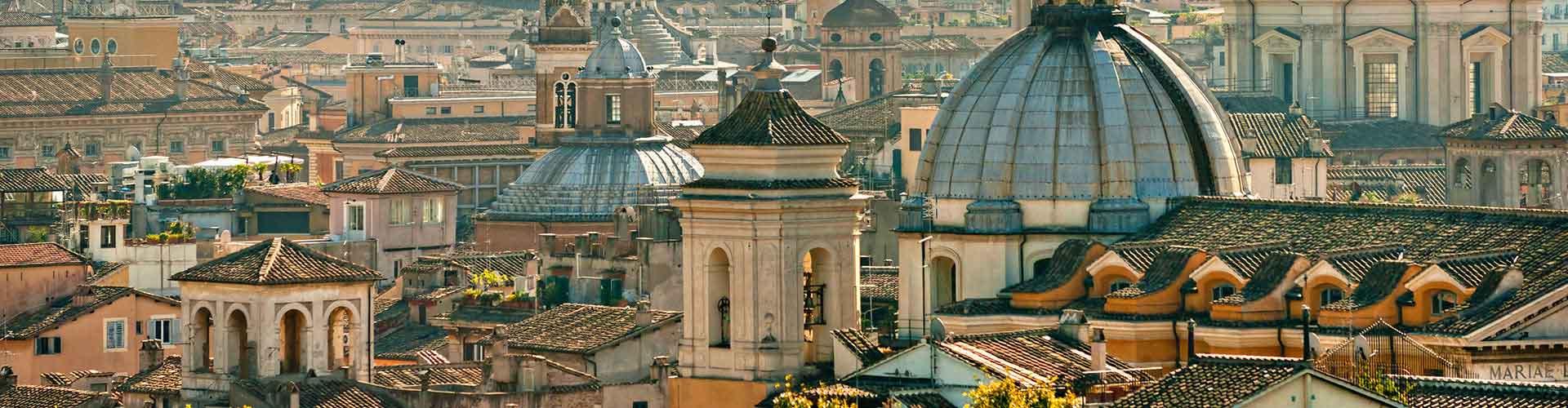 Roma – Hostels no bairro de Cidade Velha . Mapas para Roma, Fotos e Avaliações para cada Hostel em Roma.
