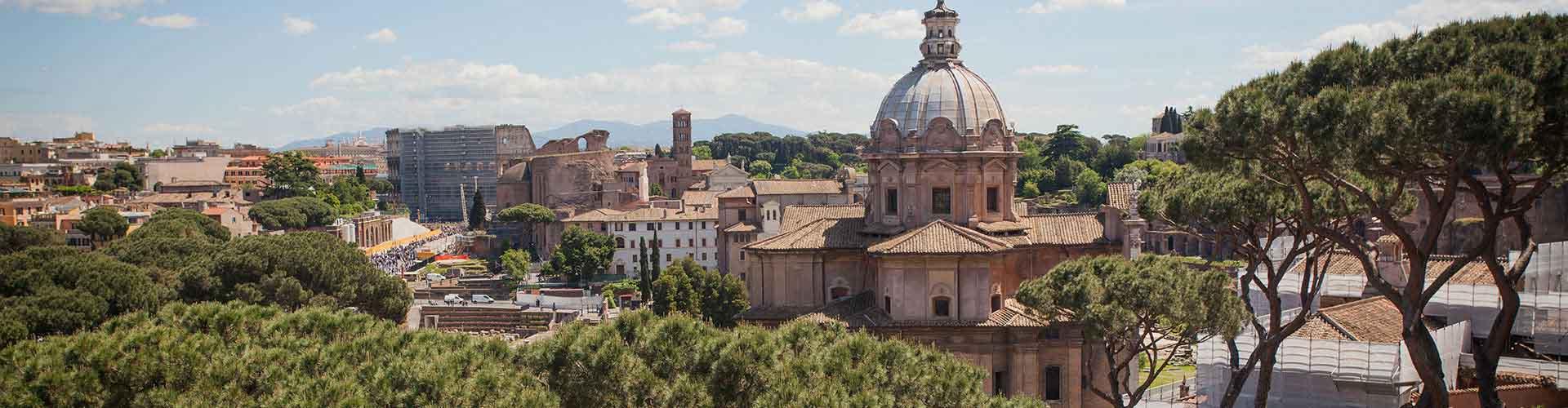 Roma – Hostels no bairro de Centro . Mapas para Roma, Fotos e Avaliações para cada Hostel em Roma.
