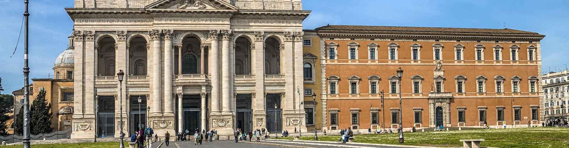 Roma – Hostels no bairro de San Giovanni . Mapas para Roma, Fotos e Avaliações para cada Hostel em Roma.