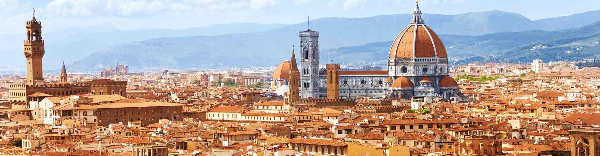 Florence – Hostels em Florence. Mapas para Florence, Fotos e Avaliações para cada Hostels em Florence.