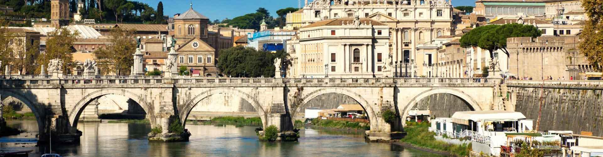 Roma – Hostels próximos a Centro. Mapas para Roma, Fotos e Avaliações para cada Hostel em Roma.