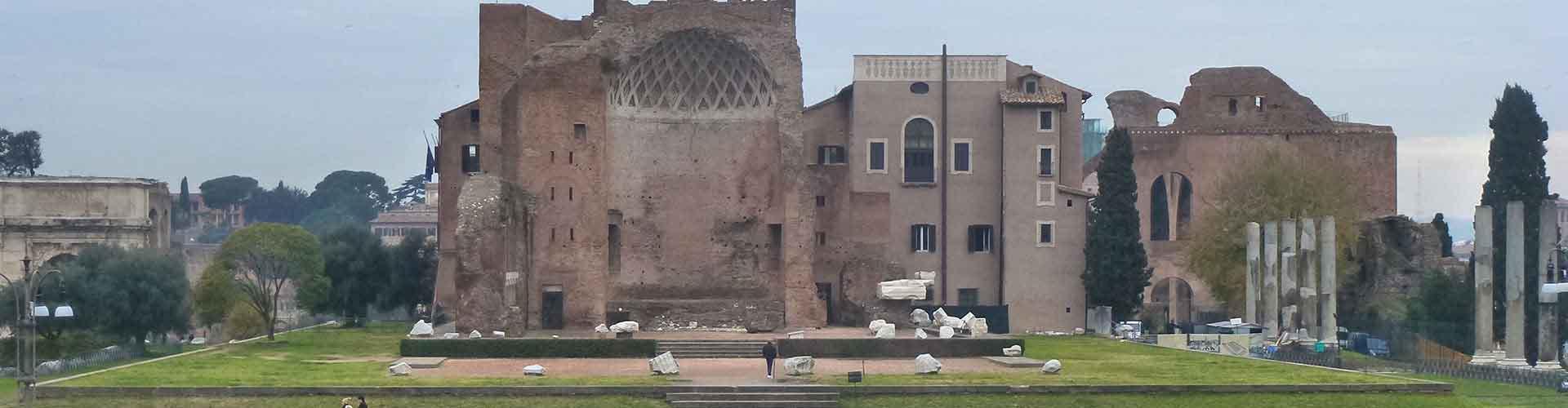 Roma – Hostels próximos a Domus Aurea. Mapas para Roma, Fotos e Avaliações para cada Hostel em Roma.
