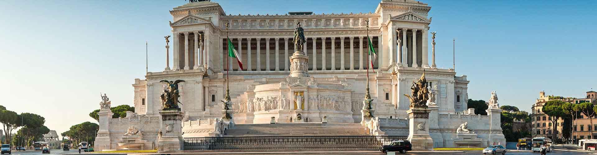 Roma – Hostels próximos a Monumento a Vittorio Emanuele II. Mapas para Roma, Fotos e Avaliações para cada Hostel em Roma.