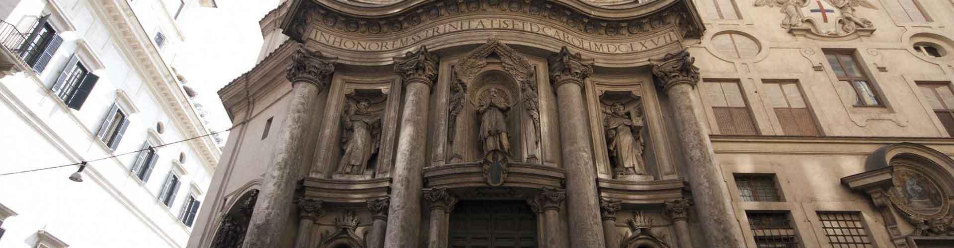 Roma – Hostels próximos a San Carlo alle Quattro Fontane. Mapas para Roma, Fotos e Avaliações para cada Hostel em Roma.