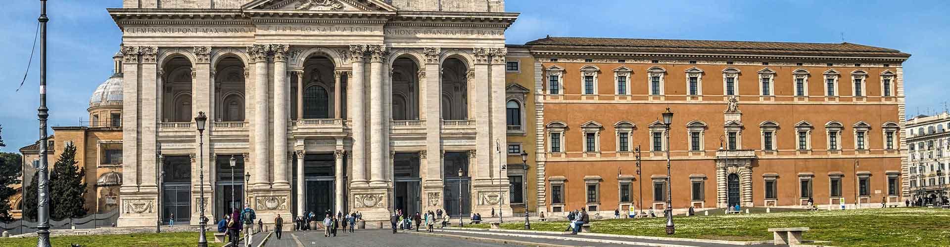 Roma – Hostels próximos a San Giovanni in Laterano. Mapas para Roma, Fotos e Avaliações para cada Hostel em Roma.