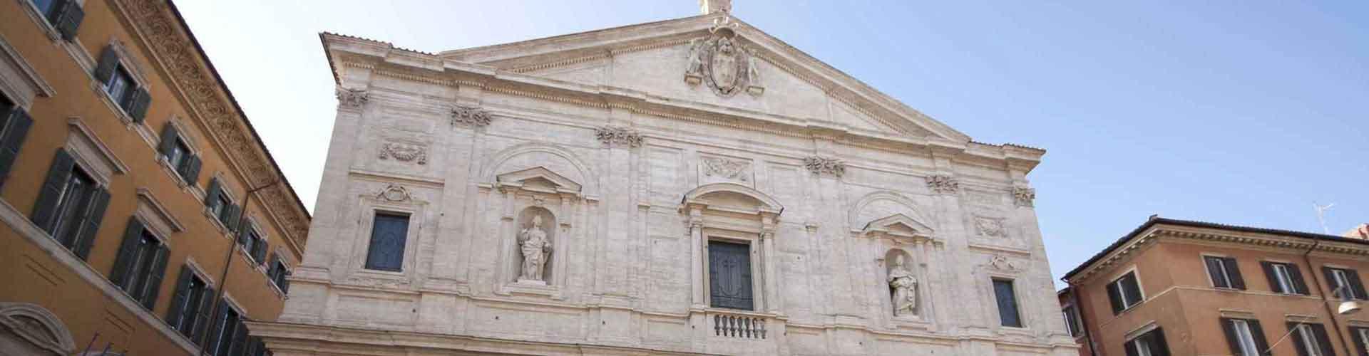 Roma – Hostels próximos a San Luigi dei Francesi. Mapas para Roma, Fotos e Avaliações para cada Hostel em Roma.