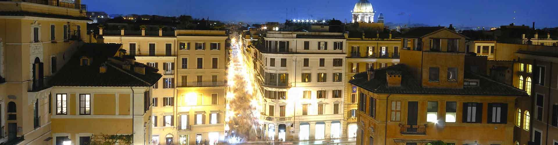 Roma – Hostels próximos a Via Condotti. Mapas para Roma, Fotos e Avaliações para cada Hostel em Roma.