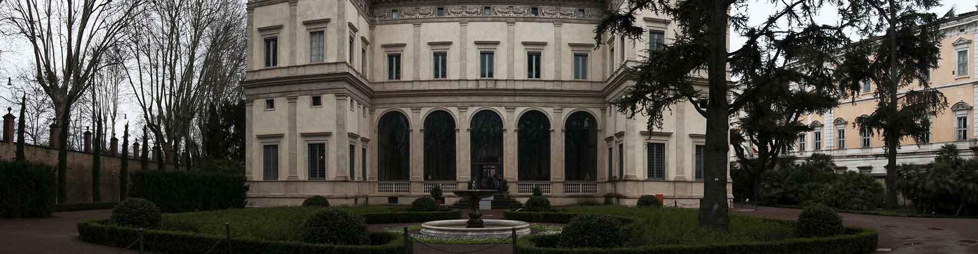 Roma – Hostels próximos a Villa Farnesina. Mapas para Roma, Fotos e Avaliações para cada Hostel em Roma.