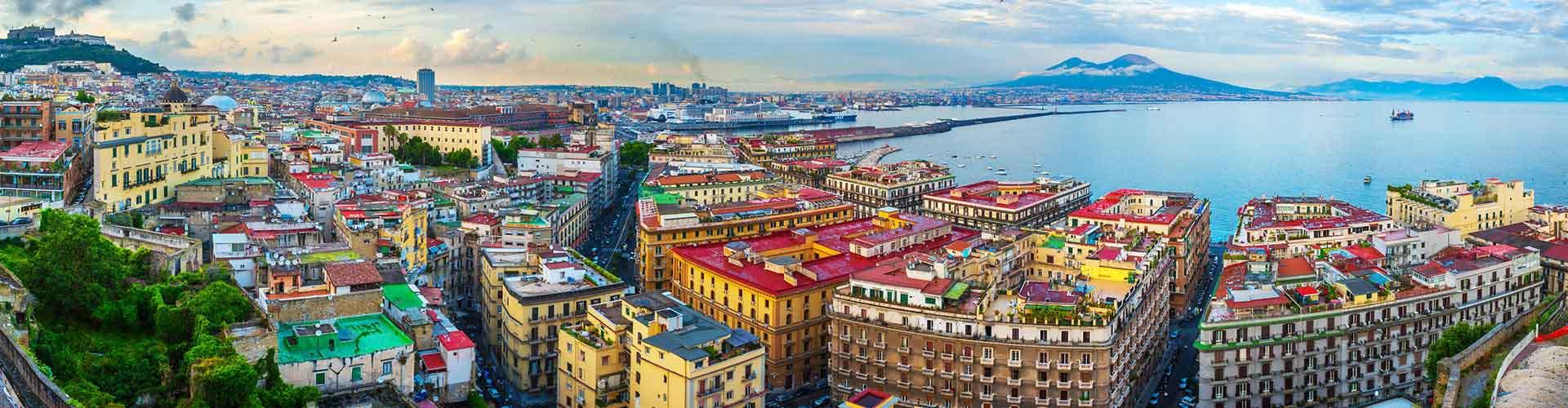 Nápoles – Hostels em Nápoles. Mapas para Nápoles, Fotos e Avaliações para cada Hostels em Nápoles.