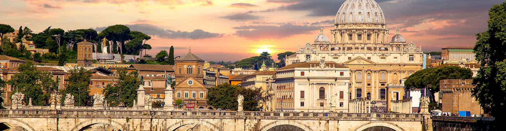 Roma – Hostels no bairro de Prati . Mapas para Roma, Fotos e Avaliações para cada Hostel em Roma.