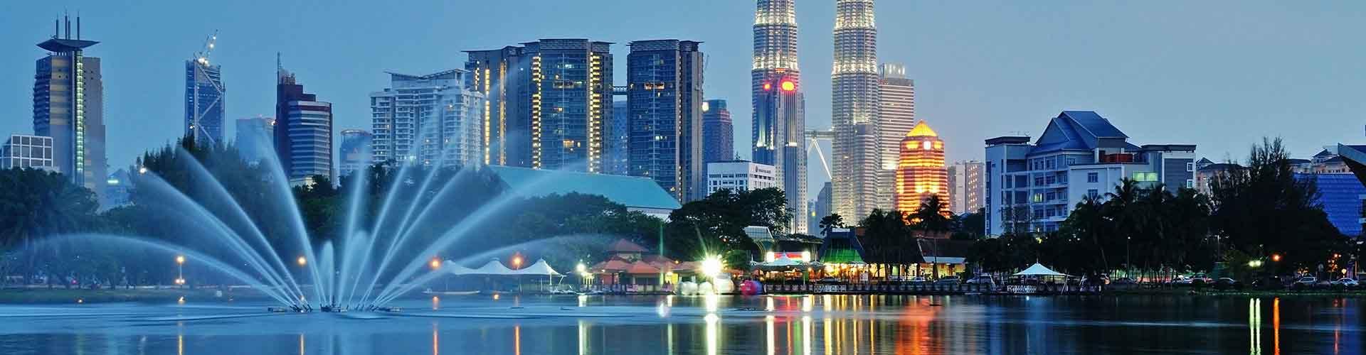 Kuala Lumpur – Hostels em Kuala Lumpur. Mapas para Kuala Lumpur, Fotos e Avaliações para cada Hostels em Kuala Lumpur.