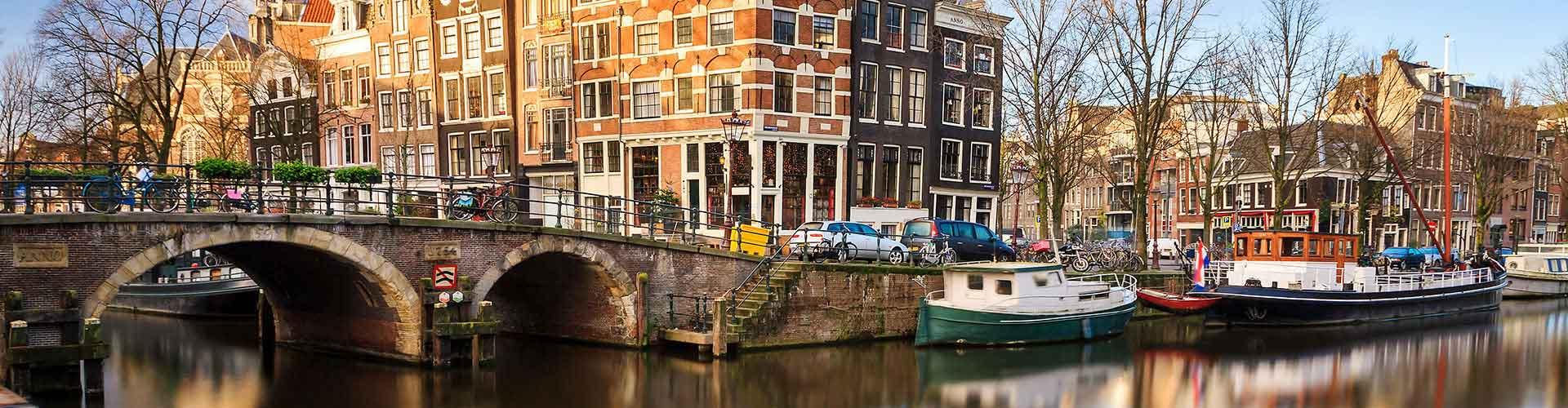 Amsterdam – Camping próximos de Amsterdam Holendrecht estação ferroviária. Mapas para Amsterdam, Fotos e Avaliações para cada camping em Amsterdam.