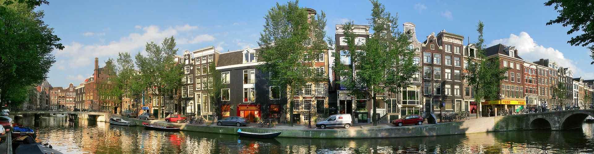 Amsterdam – Hostels próximos a Centro. Mapas para Amsterdam, Fotos e Avaliações para cada Hostel em Amsterdam.