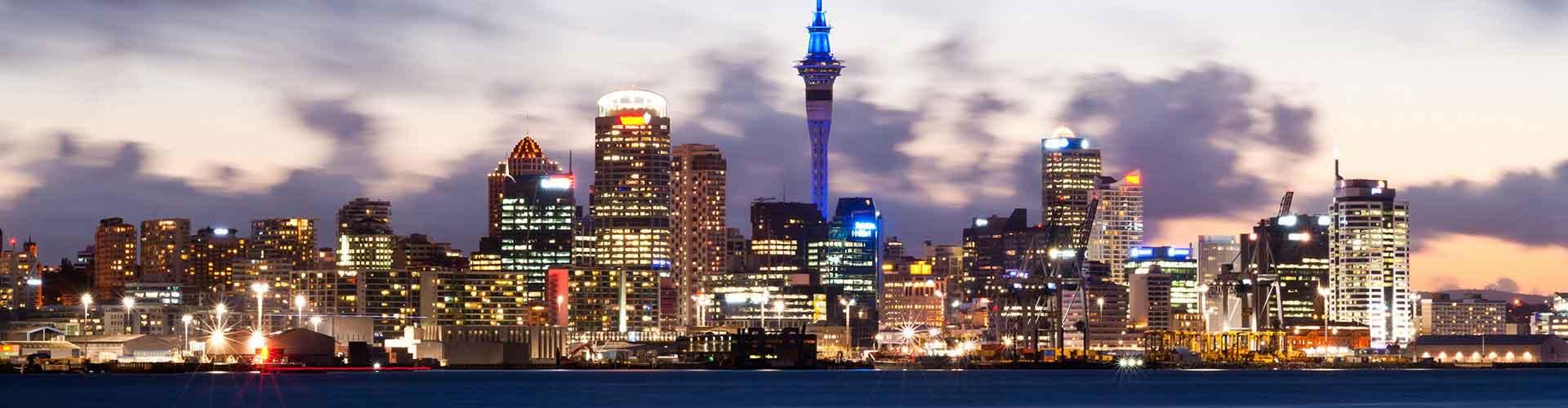 Auckland - Hostels em Auckland. Mapas para Auckland, Fotos e Avaliações para cada Hostel em Auckland.
