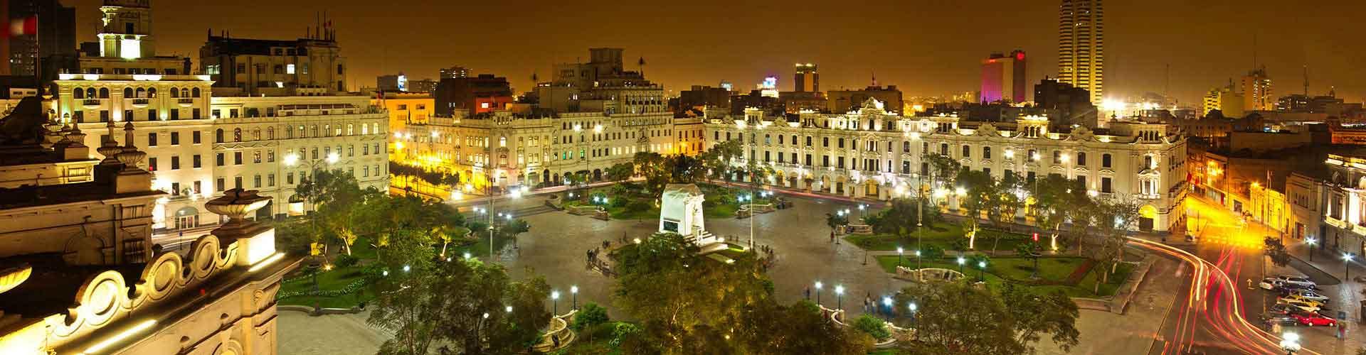 Lima – Albergues em Lima. Mapas para Lima, Fotos e Avaliações para cada Albergue em Lima.