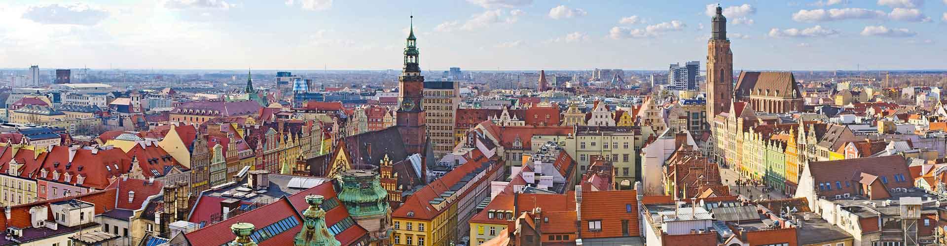 Wroclaw – Camping em Wroclaw. Mapas para Wroclaw, Fotos e Avaliações para cada camping em Wroclaw.