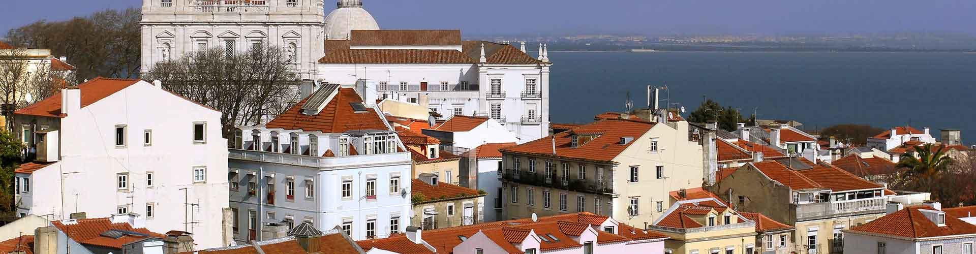 Lisboa – Hostels no bairro de Centro . Mapas para Lisboa, Fotos e Avaliações para cada Hostel em Lisboa.