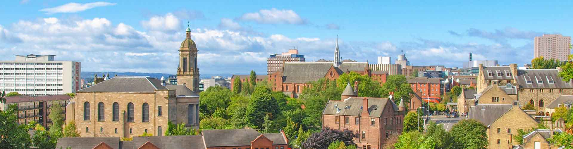 Glasgow - Albergues em Glasgow. Mapas para Glasgow, Fotos e Avaliações para cada Albergue em Glasgow.