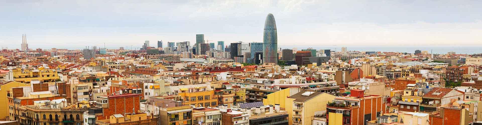 Barcelona – Hostels no bairro de Sagrada Família . Mapas para Barcelona, Fotos e Avaliações para cada Hostel em Barcelona.