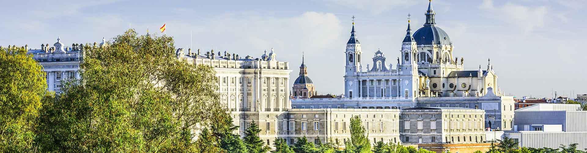 Madri – Hostels em Madri. Mapas para Madri, Fotos e Avaliações para cada Hostels em Madri.