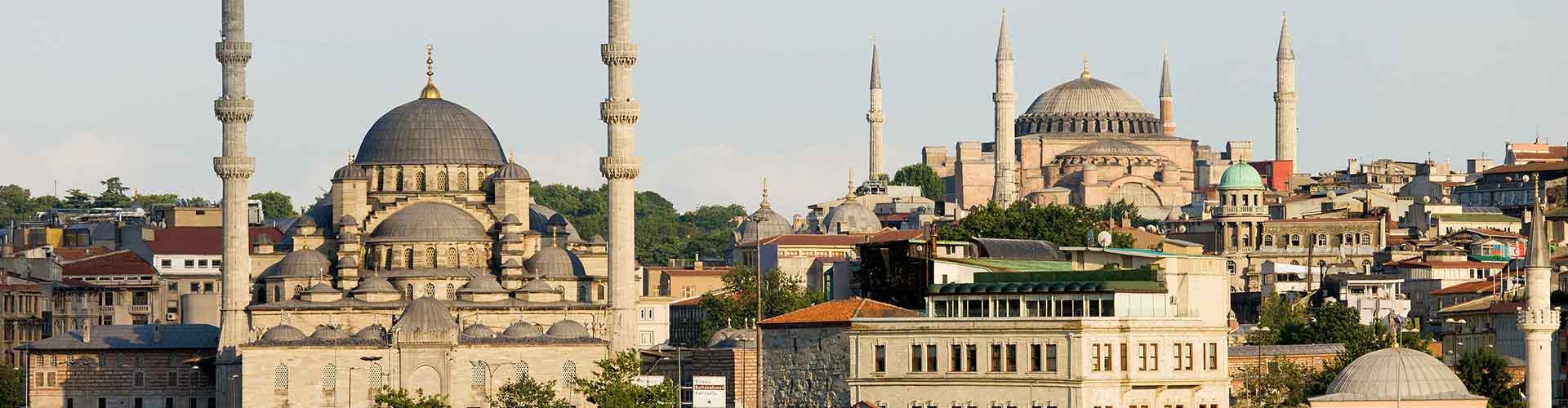 Istambul – Apartamentos próximos de Aeroporto Internacional Atatürk, Mapas para Istambul, Fotos e Avaliações para cada Apartamento em Istambul.