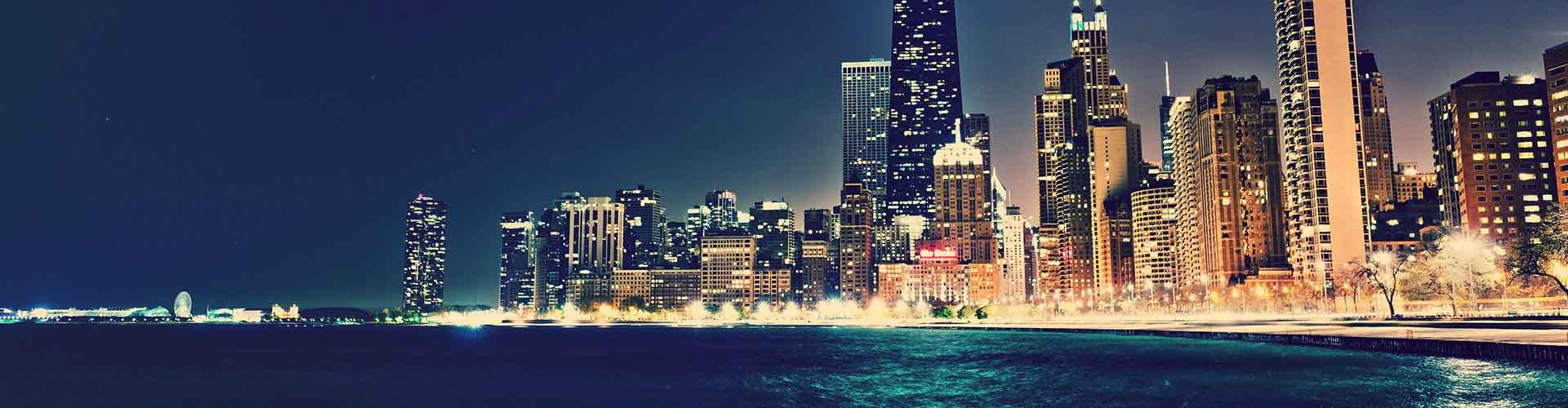 Chicago – Hostels em Chicago. Mapas para Chicago, Fotos e Avaliações para cada Hostels em Chicago.