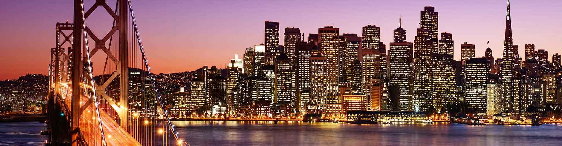 San Francisco – Albergues em San Francisco. Mapas para San Francisco, Fotos e Avaliações para cada Albergue em San Francisco.