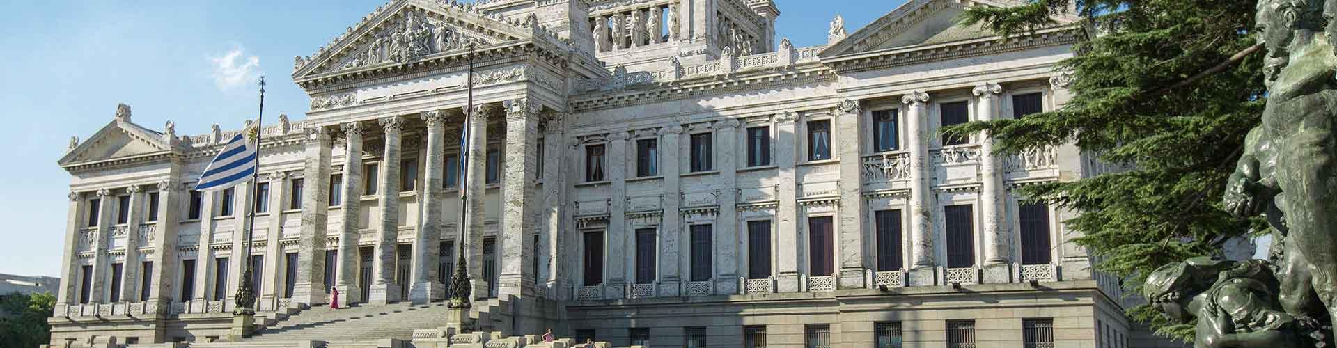 Montevideo – Hostels em Montevideo. Mapas para Montevideo, Fotos e Avaliações para cada Hostels em Montevideo.