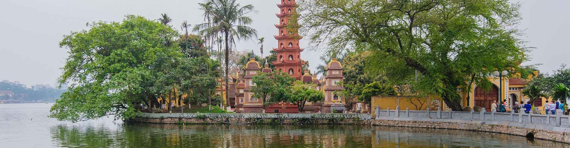 Hanói – Albergues em Hanói. Mapas para Hanói, Fotos e Avaliações para cada Albergue em Hanói.